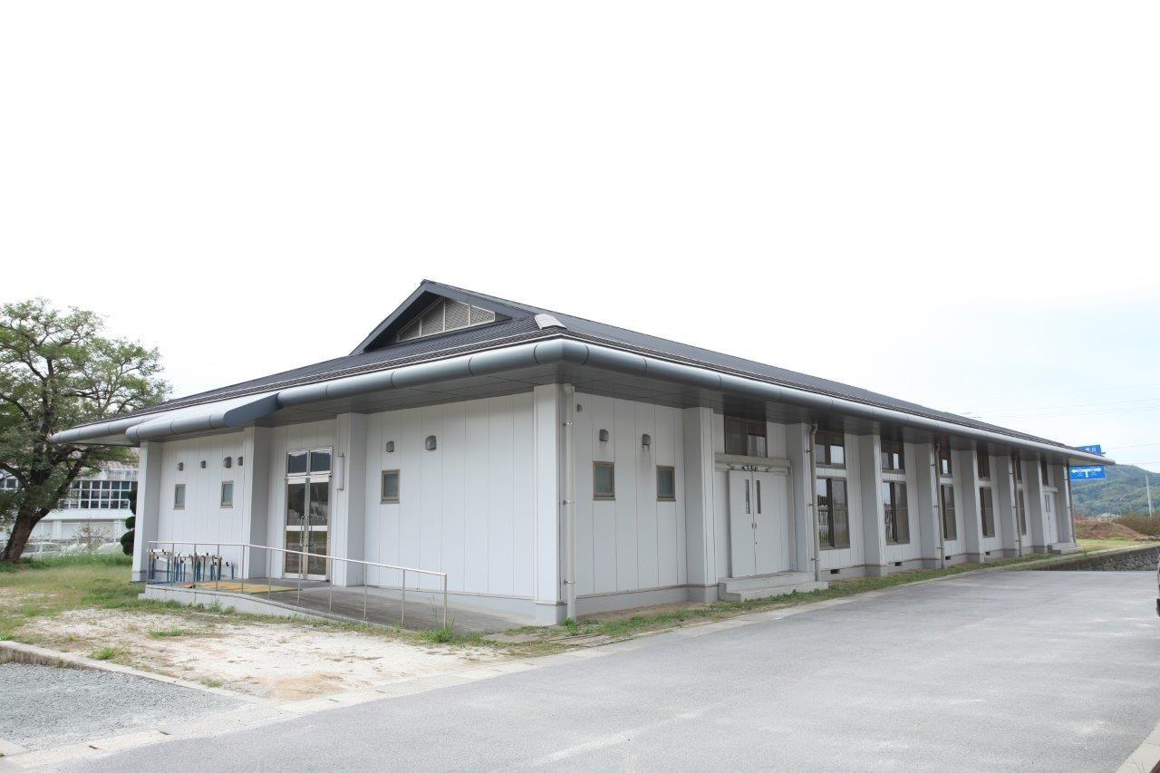 みやま市立-山川中学校-武道場