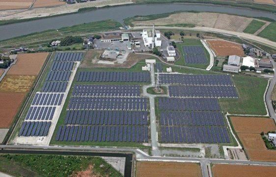 みやま高柳第1.2.3太陽光発電所